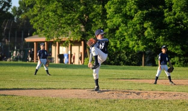 少年野球 楽しく